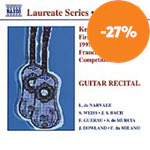 Kevin R. Gallagher - Guitar Recital (CD)