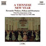 Strauss Family: New Year in Vienna (CD)