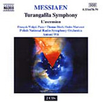 Messiaen: Turangalila Symphony (CD)