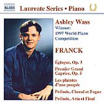 Franck: Piano Works (CD)