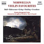 Norwegian Violin Favourites (CD)