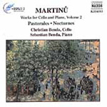 Martinu: Cello Works, Volume 2 (CD)