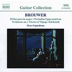 Brouwer: Guitar Music, Vol 2 (CD)