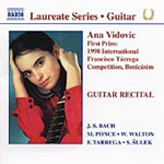 Ana Vidovic - Guitar Recital (CD)