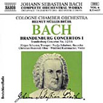 Bach: Complete Orchestral Works, Volume 6 (CD)