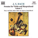 Bach: Violin Sonatas, Volume 1 (CD)