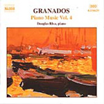 Granandos: Piano Music Vol. 4 (CD)