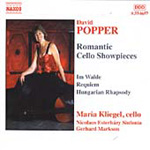 Popper: Works for Cello and Orchestra (CD)