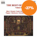 Best Of Opera, Volume 5 (CD)