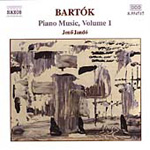 Bartok: Complete Piano Works, Vol. 1 (CD)