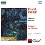 Ravel; Faure: String Quartets (CD)