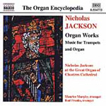 Jackson: Organ Works (CD)