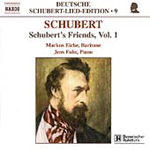 Schubert: Lieder, Vol 9 (CD)