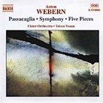 Webern: Orchestral Music (CD)