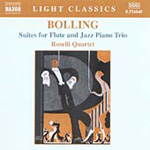 Bolling: Suites for Flute (CD)