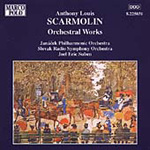 Scarmolin: Shorter Orchestral Works (CD)
