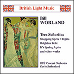 Worland: Orchestral Works (CD)
