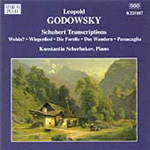Godowsky: Schubert Transcriptions (CD)