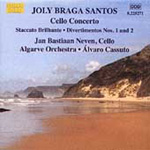 Braga Santos: Cello Concerto (CD)
