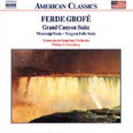 Grofé: Orchestral Works (CD)