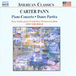 Pann: Piano Concerto; Dance Partita (CD)