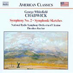 Chadwick: Symphony No 2; Symphonic Sketches (CD)