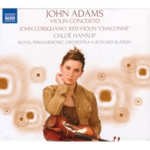 Adams: Violin Concerto (CD)