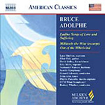 Adolphe: Ladino Songs; Mikhoels the Wise; Out of the Whirlwind (CD)