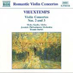Vieuxtemps: Violin Concertos Nos. 2 & 3 (CD)