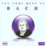 The Very Best of Bach (CD)