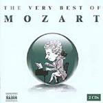 The Very Best of Mozart (CD)