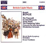Binge: Orchestral Works (CD)