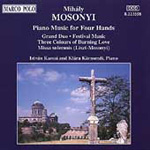 Mosonyi: Piano Music for Four Hands (CD)