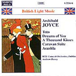 Produktbilde for Archibald Joyce: Orchestral Works (USA-import) (CD)
