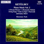 Ketèlbey: Piano Works, Vol. 2 (CD)