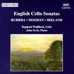 English Cello Sonatas (CD)