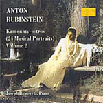 Rubinstein: 21 Musical Portraits - Volume 2 (CD)