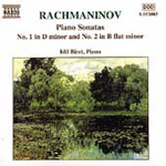 Rachmaninov: Piano Sonatas (CD)
