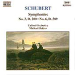 Schubert: Symphonies Nos 3 and 6 (CD)