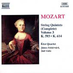 Mozart: String Quintets, Vol. 3 (CD)