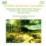 Swedish Orchestral Favourites (CD)