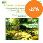 Produktbilde for Swedish Orchestral Favourites (CD)