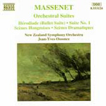 Massenet: Heródiade Orchestral Suites Nos 1-3 (CD)