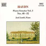 Haydn: Piano Sonatas, Vol. 5 (CD)