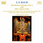 Bach: Chorale Preludes, Volume 2 (CD)
