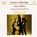 Paganini: Centone di Sonate, Volume 1 (CD)