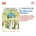 J. Strauss II: Die Fledermaus - Highlights (CD)