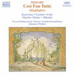 Mozart: Così fan tutte - Highlights (CD)