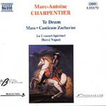 Charpentier: Sacred Choral Works (CD)