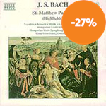 Bach: St Matthew Passion - Highlights (CD)